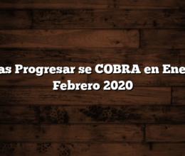 Becas Progresar se COBRA en Enero y Febrero 2020
