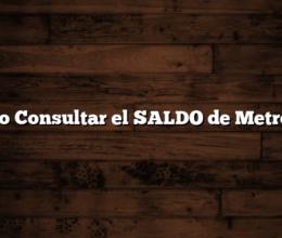 Como Consultar el SALDO de Metrogas