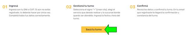 Cómo pedir turno en el Banco San Juan  Sacar turno online sucursales