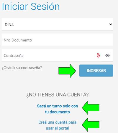 Cómo sacar turno online en el Sanatorio Allende