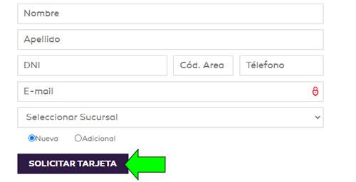 Cómo solicitar tarjeta Provencred Visa online del Banco Comafi en Argentina  Requisitos, resumen y teléfono