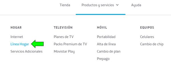 Cómo solicitar una línea hogar en Movistar Telefónica Argentina  Pagar factura, teléfono de atención al cliente para reclamos
