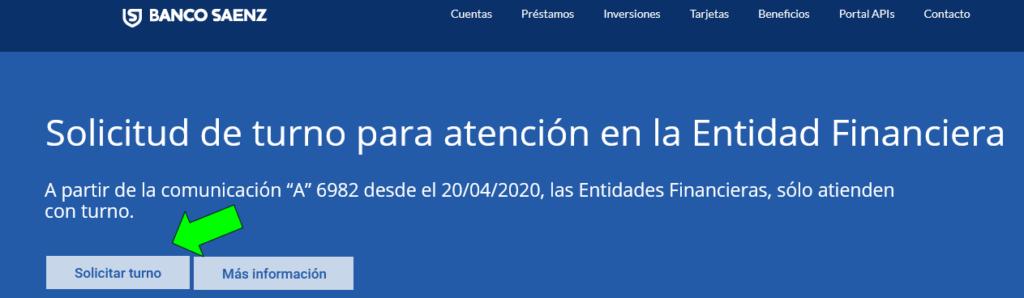 Cómo solicitar la Tarjeta Saenz en Argentina  Requisitos, teléfono de atención al cliente y dar de baja